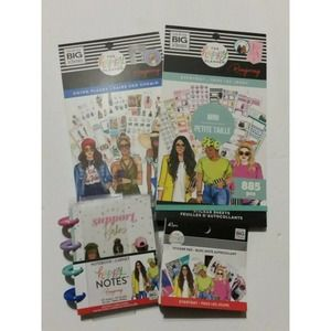 The Happy Planner LOT ~ Happy Notes Sticker Pads